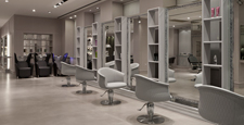 Maletti Group Interior design <br/>Salone Marcon Seregno